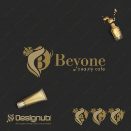 Creative Beauty logo design template